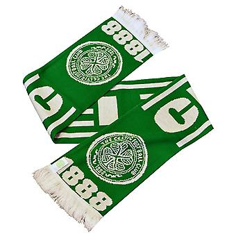 Celtic Tassled Scarf