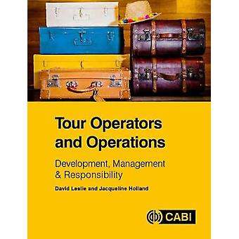 Tour Operators & Operations by Jacqueline Holland - 9781780648231 Book