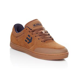 Etnies Chris Joslin Brown-Navy-Gum Marana x Michelin Outsole - Signature Series