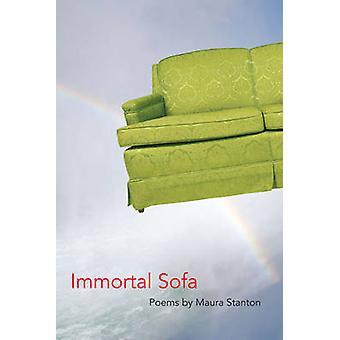 Sofá inmortal - poemas de Maura Stanton - libro 9780252033087