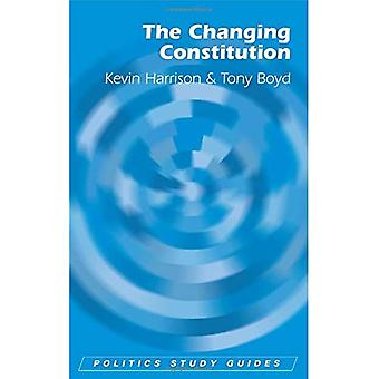 The Changing Constitution (Politics Study Guides)