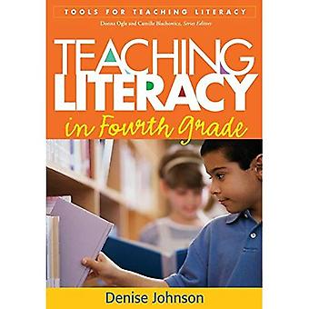 Teaching Literacy in Fourth Grade (Tools for Teaching Literacy) (Tools for Teaching Literacy Series)