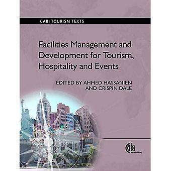 Gestion des installations et le développement pour le tourisme, hôtellerie et événements