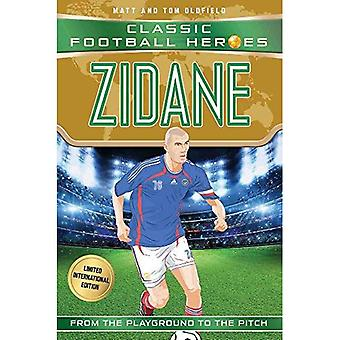 Zidane (héroes de fútbol clásico - edición internacional limitada)