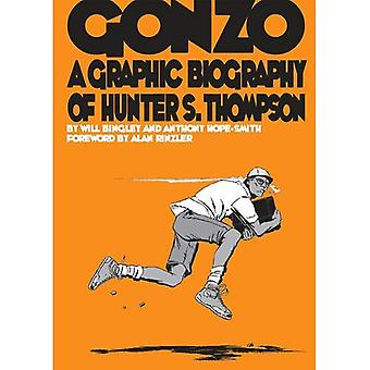 Gonzo: A Graphic Biography of Hunter S. Thompson