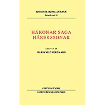 Hakonar Saga Harekssonar