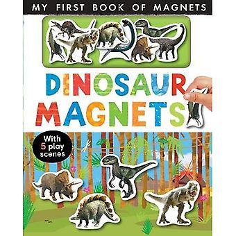 Aimants de dinosaure (mon premier livre des aimants)