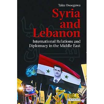 La Syrie et le Liban par Taku Osoegawa