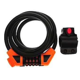 Muddyfox Unisex Combination Lock