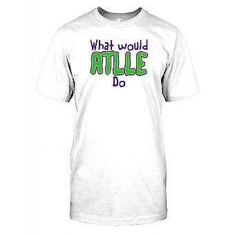 What Would Attle Do Kids T Shirt