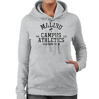 Malibu Campus friidrett kvinner er hette Sweatshirt