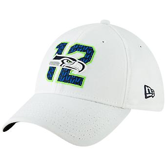 New era 39Thirty stretch Cap projet 2019 Seattle Seahawks