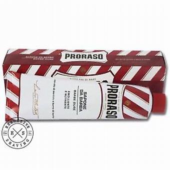 Proraso Sandalwood and Shea Butter Shaving Cream (150ml)
