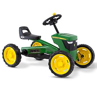 Berg 24.30.11.00 Buzzy John Deere Go Kart For Children