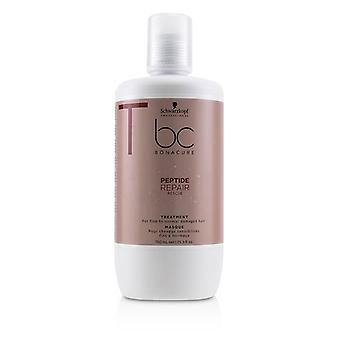 Schwarzkopf Bc Bonacure Peptide Repair Rescue Treatment (for Fine To Normal Damaged Hair) - 750ml/25.3oz