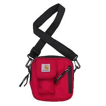 Carhartt WIP mens Essential sida väska kardinal