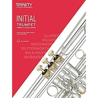 Trumpet - Cornet & Flugelhorn Exam Pieces 2019-2022 Initial by Tr