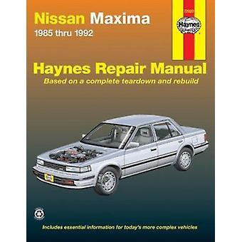 Nissan Maxima (1985-1992) Automotive Repair Manual (3rd Revised editi