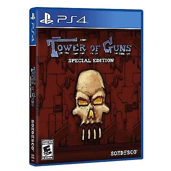 Tower of Guns Special Edition PS4 spel