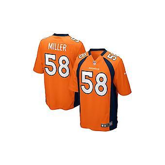 Nike Nfl Denver Broncos kotiin peli Jersey - Von-Miller