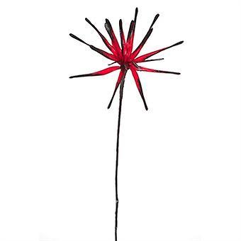 Artificial Resin Spiky Flower