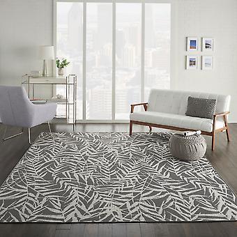 Aruba ARB06 Elfenbein grau Rechteck Teppiche Plain/Fast einfache Teppiche