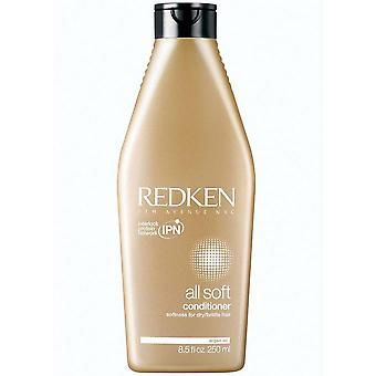All Soft Apr�s-shampoing Nutrition Intense - Cheveux Secs Et R�ches