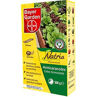 Bayer Anticaracoles Natria Ferramol Box 500 Gr (Garden , Insect and parasitics)