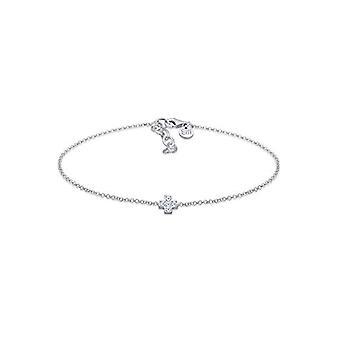 Elli Premium Bracelet Braided by Silver Woman