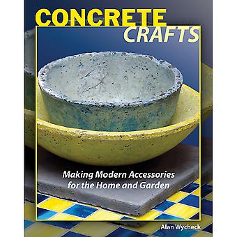 Stackpole Books-Concrete Crafts STB-73579