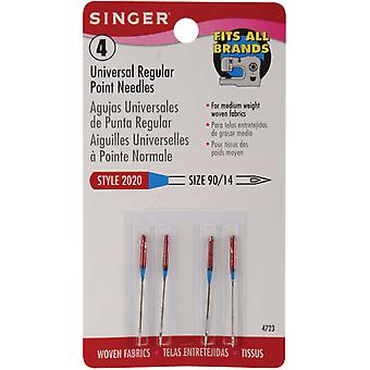 Regular Point Machine Needles Size 14 90 4 Pkg 4723