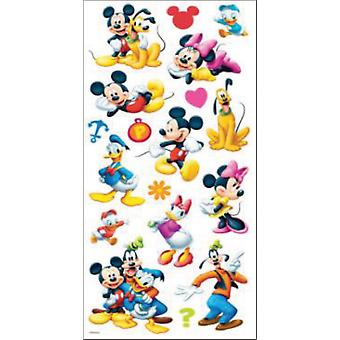 Disney Large Flat Sticker Mickey & Friends E5360028