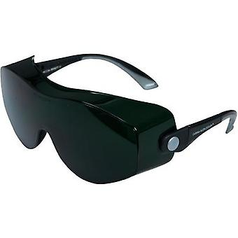 EKASTU Sekur CARINA small DESIGN™ 12799 green-tinted welding safety glasses 277 399