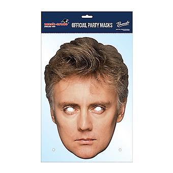 Roger Taylor offizielle Königin Card Party-Gesichtsmaske