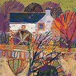 George Birrell impression - Autumn Garden