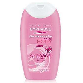 Byphasse Granada Flower Shower Gel 500 Ml