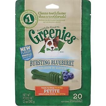 Greenies Petite BLUEBERRY Pack 340gm