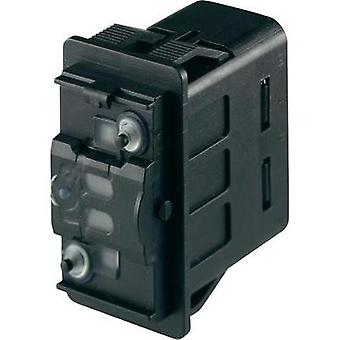 Car toggle switch 12 Vdc, 24 Vdc 10 A 2 x (On)/Off/(On) momentary Marquardt 3250.0418 IP66/IP67 1 pc(s)