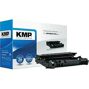 KMP Drum replaced Brother DR-2100 Compatible Black 12000 pages B-DR17