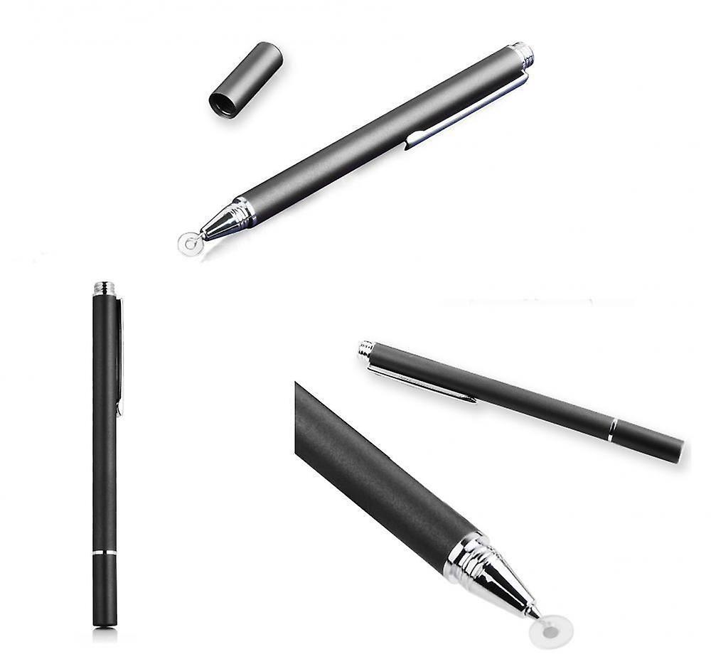InventCase Ultra Thin Tip Premium Capacitive Disc Stylus Pen for Motorola Moto E3 2016