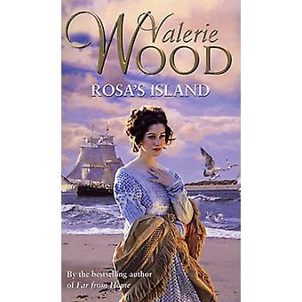 Rosa's Island (Paperback) by Wood Val