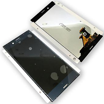 Sony display LCD complete unit for Xperia XZ F8831 blue spare parts
