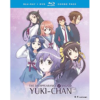 Disappearance of Nagato Yuki-Chan: Complete Series [Blu-ray] USA import