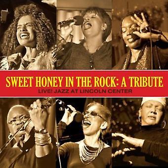 Sød honning i Rock - hyldest-Live! Jazz på Lincoln Center [CD] USA importerer