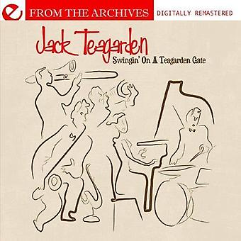 Jack Teagarden - Swingin ' sur un Teagarden Gate-depuis les Archives [CD] USA import
