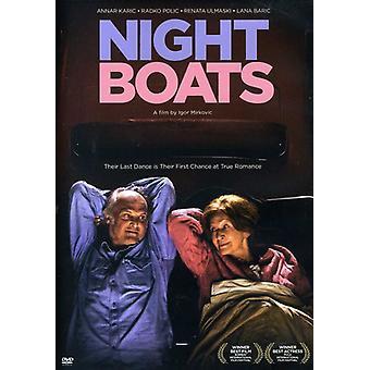 Night Boats [DVD] USA import