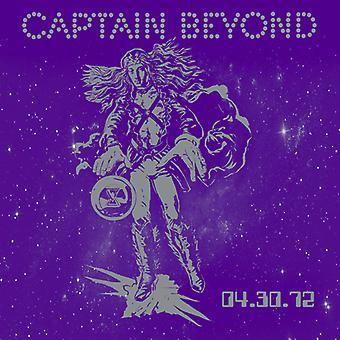Captain Beyond - 04.30.72 [Vinyl] USA importerer