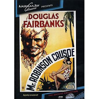 El Sr. Robinson Crusoe (1932) importar de Estados Unidos [DVD]