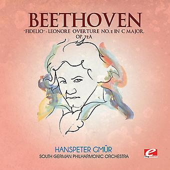 L.V. Beethoven - importação EUA Fidelio Leonore Overture 2 C Major [CD]