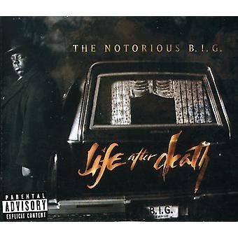 Notorious Big - livet efter døden [CD] USA importen